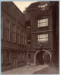 Sion College, London Wall